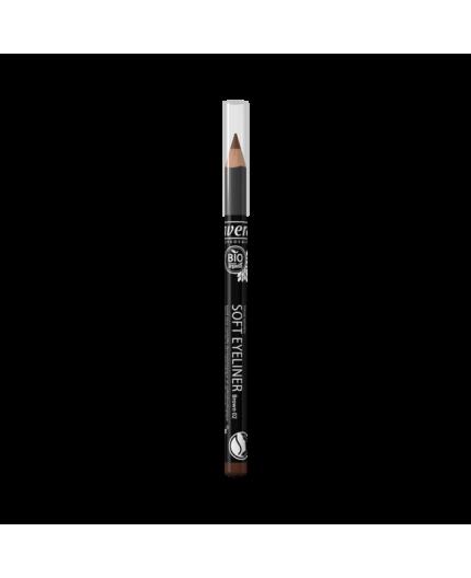 Lápiz de ojos - Soft Eyeliner - marrón