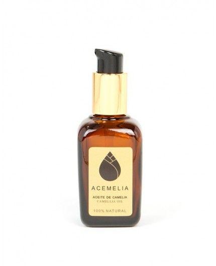 Aceite de Camelia Puro, regenerante