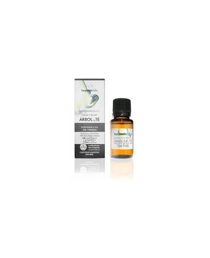 Aceite esencial de Árbol de Té.