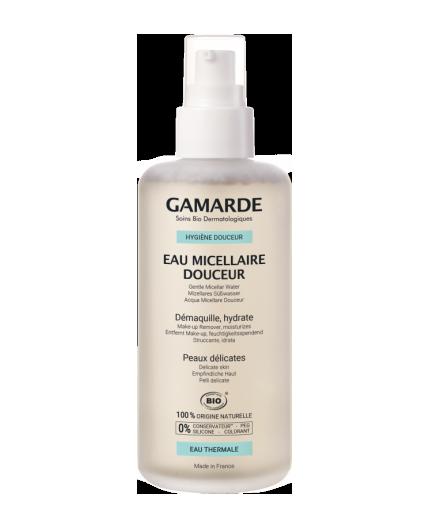Agua micelar para pieles delicadas de Gamarde