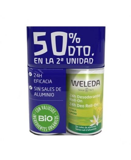 Pack desodorante Citrus 2 unidad 50% DTO