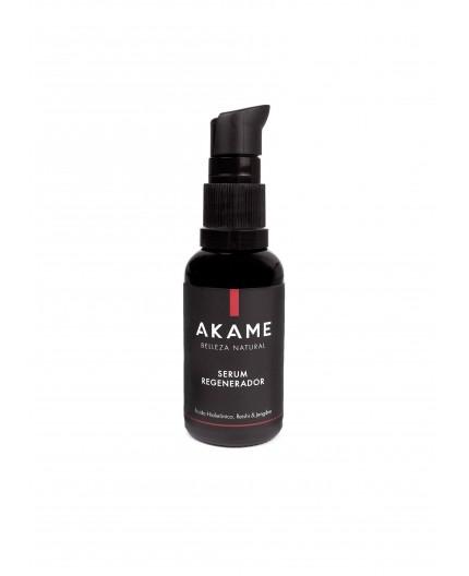 Serum Regenerador, ácido hialurónico, Reishi & Jengibre