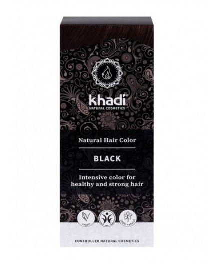 Tinte vegetal Henna Negra