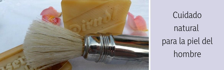 Productos de cosmética Natural y Ecológica para hombres -GEAcosmetics