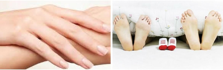 Cuidado diario de manos y pies con ingredientes 100% naturales BIO