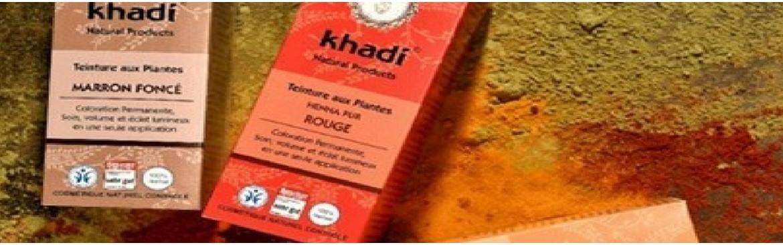 Hennas khadi, las mejores del mercado Ecológico - GEAcosmetics