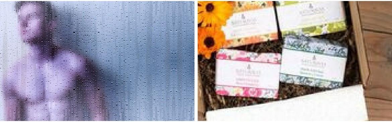 Productos de higiene Natural y Ecológica para hombres - GEAcosmetics