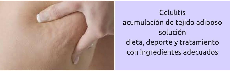 Celulitis, combate la piel naranja con aceites vegetales -GEAcosmetics