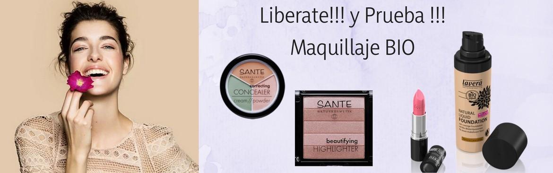 Maquillaje Ecológico  Certificado cruelty -free- vegano -GEAcosmetics