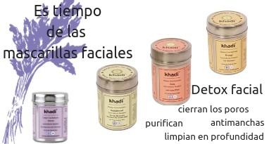 mascarilla facial detox