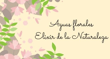 Hidrolatos  & aguas florales